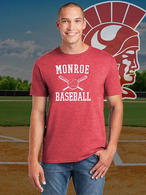 MHS Baseball - T-Shirt