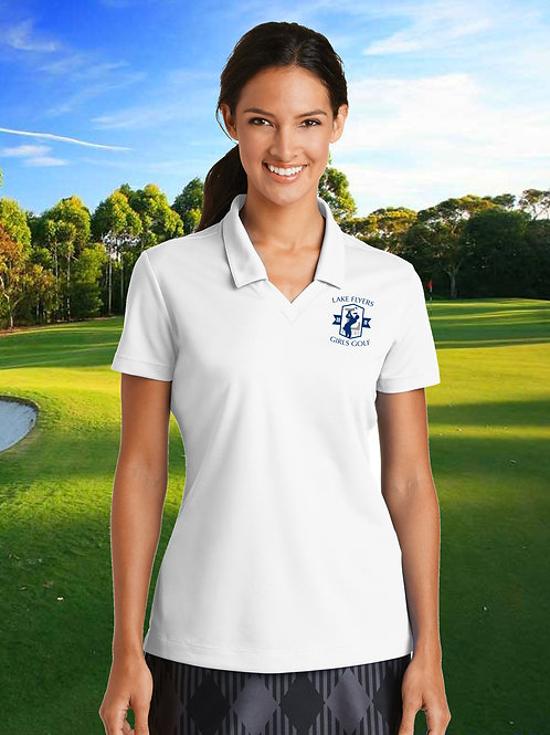 Lake Flyers Girls Golf - Women's Nike Polo
