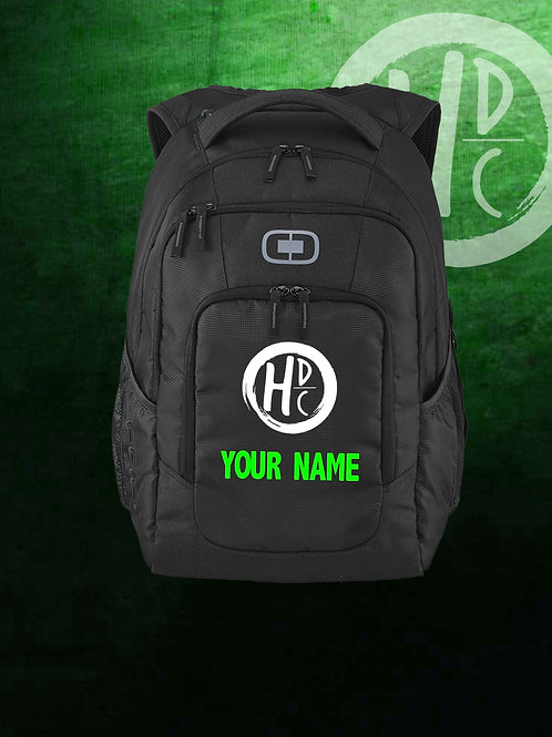 Haja Dance - Personalized Back Pack
