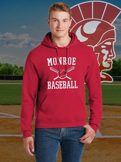 MHS Baseball - 50/50 Hoodie