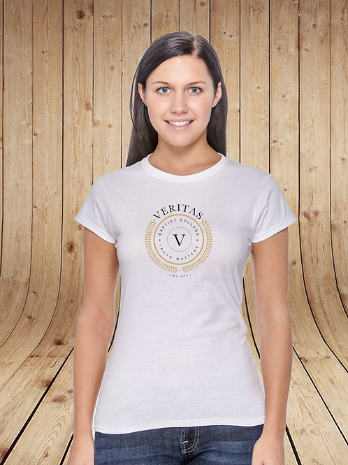 Ladies Veritas Crest Tee