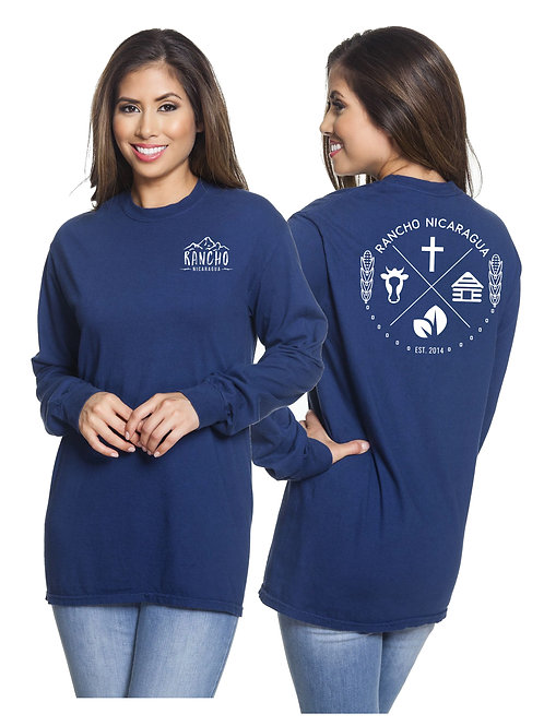Comfort Colors Rancho Long Sleeve Tee