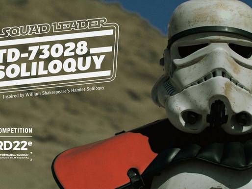 Squad Leader TD-73028 Soliloquy short film