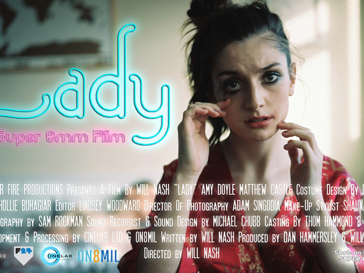 Lady short film