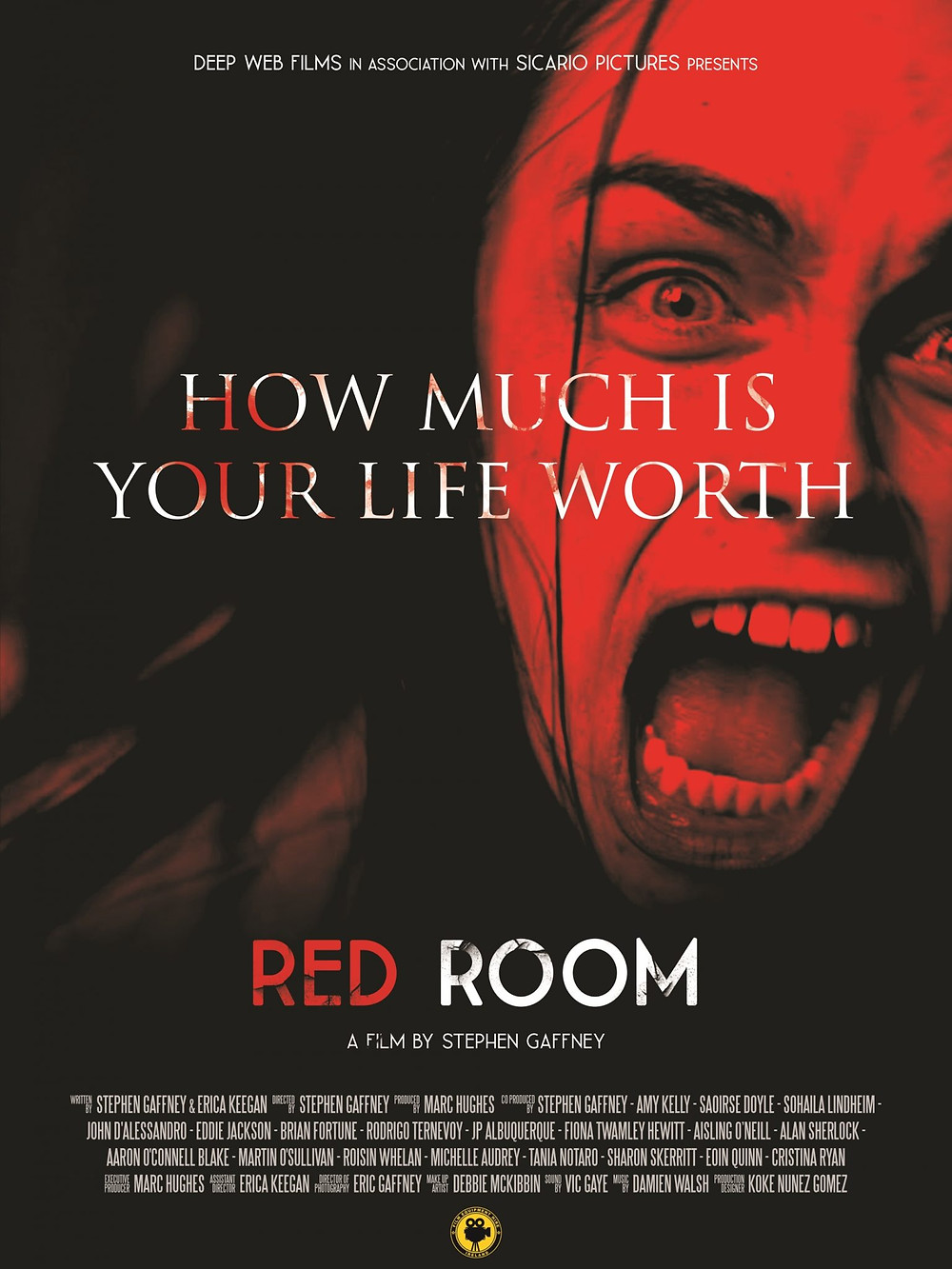 Red Room film review