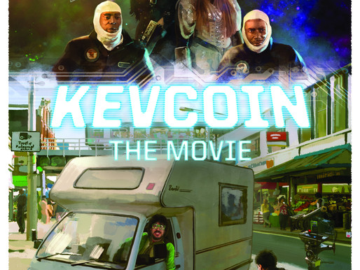 KevCoin: The Movie indie film