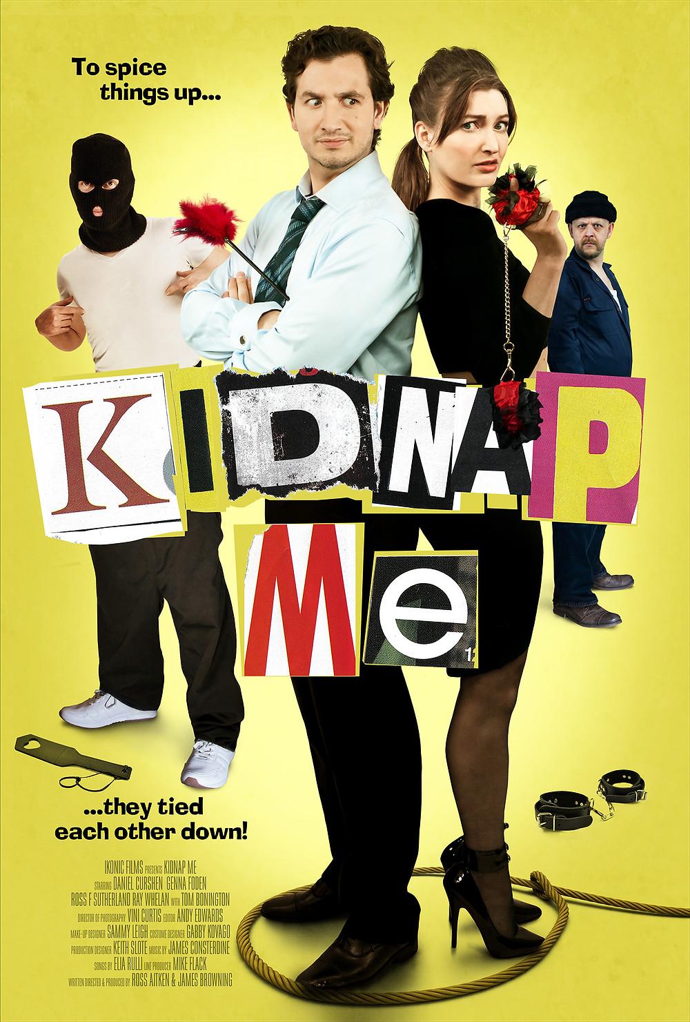 Kidnap Me indie film review
