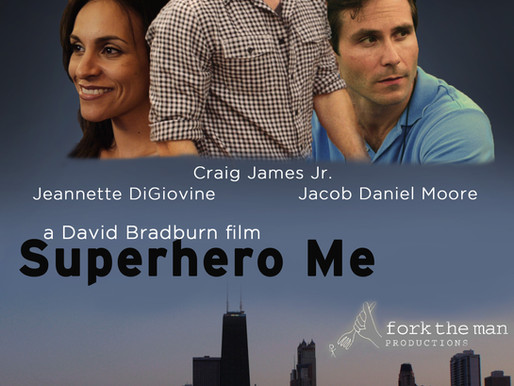 Superhero Me short film