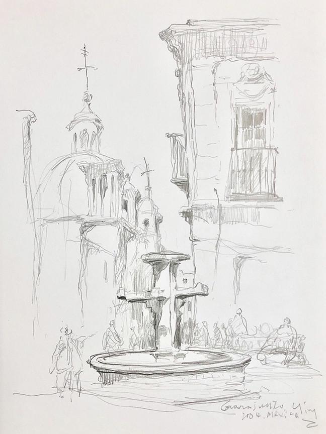 Water Fountain - Granajunto