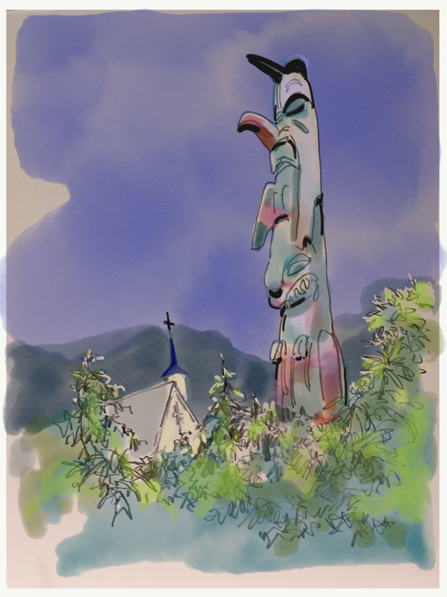 Sculpture - Alaska