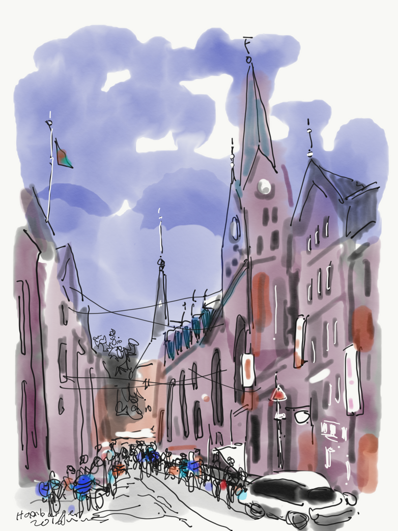 Hamburg Market Street