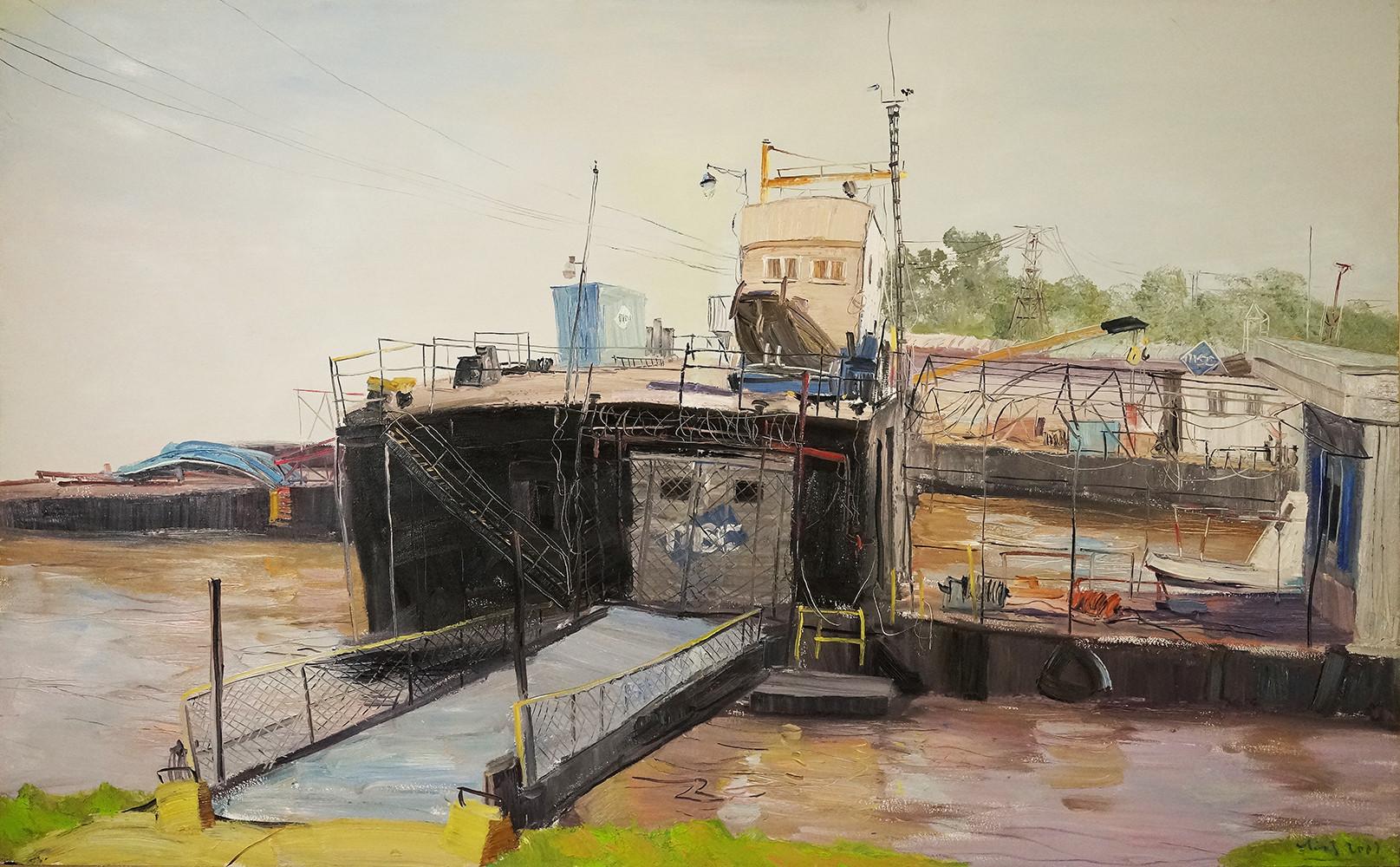 Tugboat Shop # 1