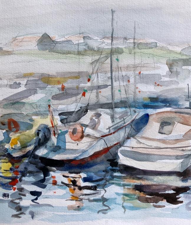 Boats - Terceira - Portugal