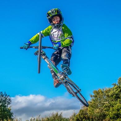 'BMX Ulster' by Robert MacAskill, Raw Camera Club