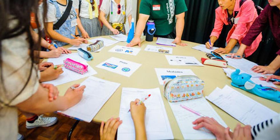 Exploration Waikiki + Project Paradise w/ Kalani High School Students - May 24, 2019