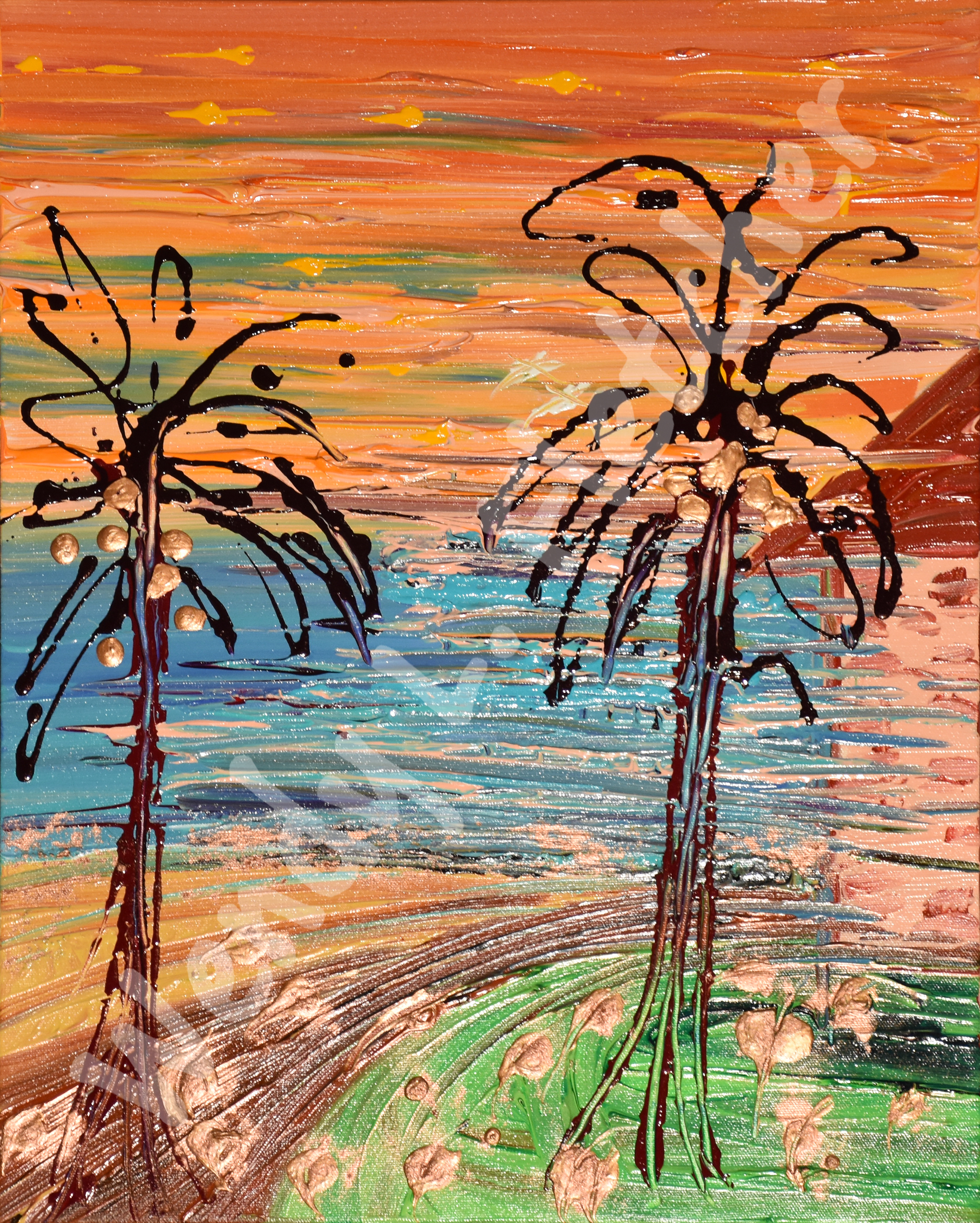 Jamaica Palms