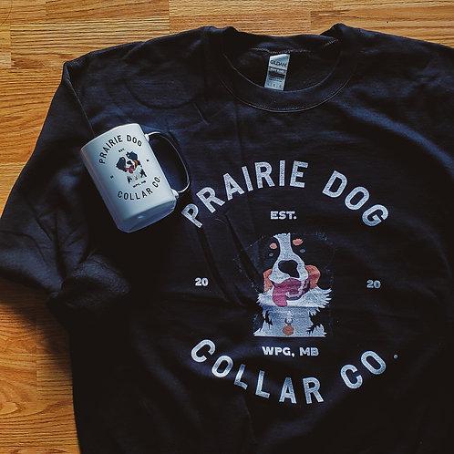 Prairie Dog Crewneck