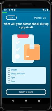 Health Quiz Web ScreenShot-min.png