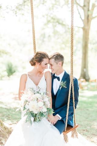 An Elegant Southern Wedding at a 100 Year Old Farm