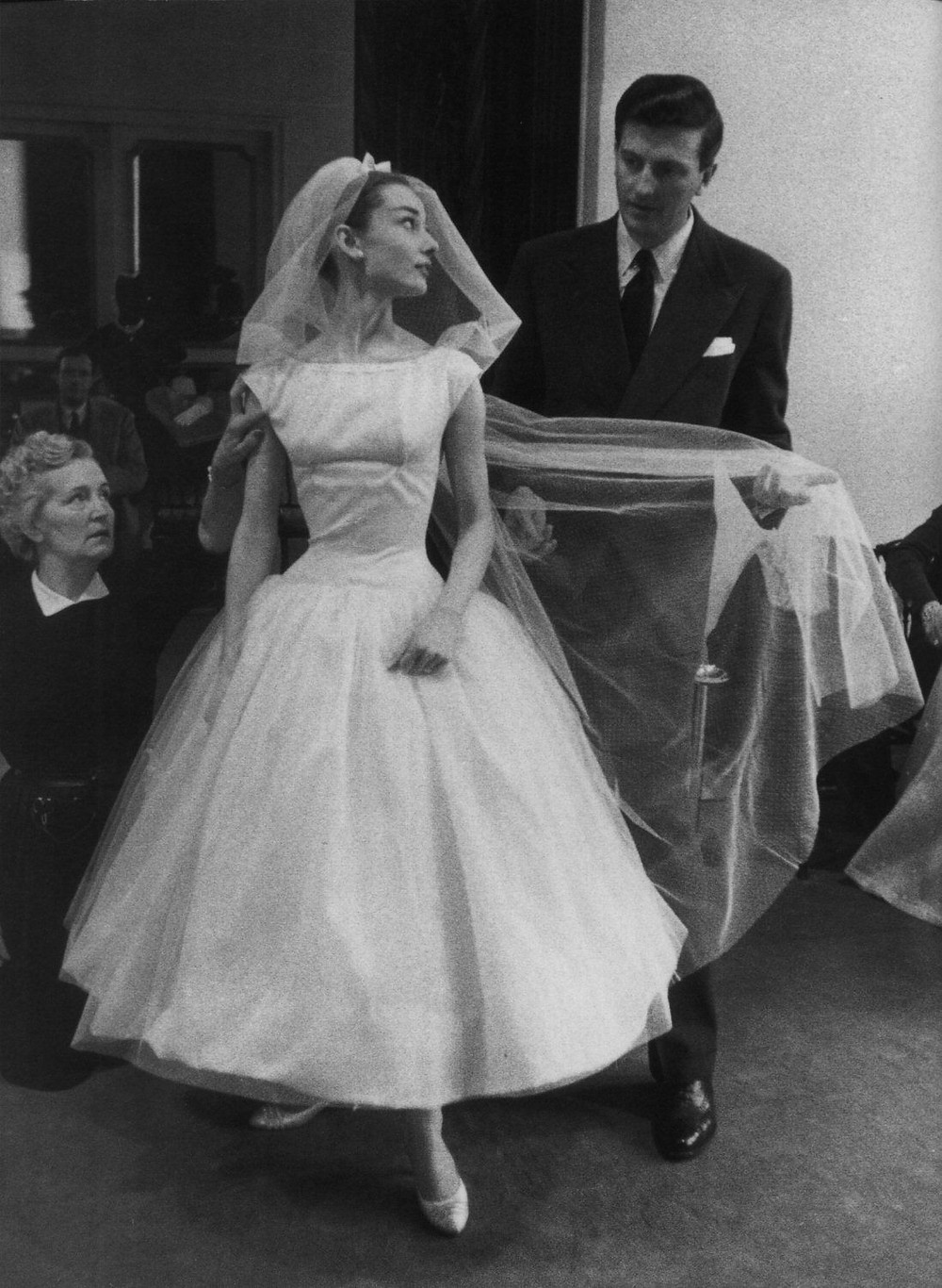 Top Bridal Styles of the Last 100 Years