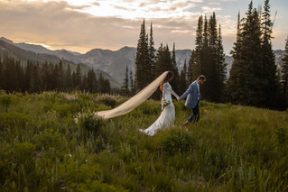 Little Cottonwood Canyon Elopement