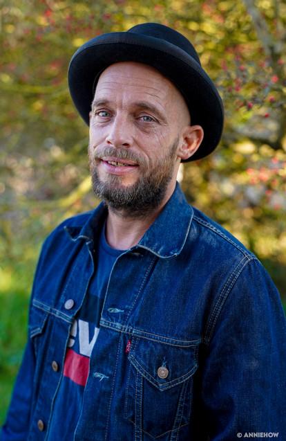 Portret Daan Speelman