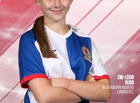 WAFC Starlet Emi Rudd Signs For Blackburn Rovers!