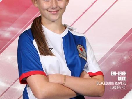 WAFC Starlet Emi Rudd Signs For Blackburn Rovers!