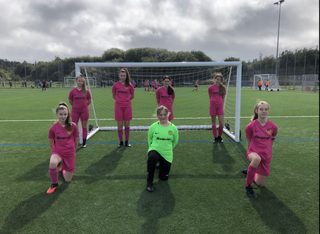 WAFC Girls Weekend Report: County Cup Final Awaits U12s!!