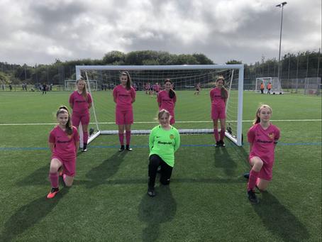 WAFC Girls Weekend Report: County Cup Final Awaits U12s!!