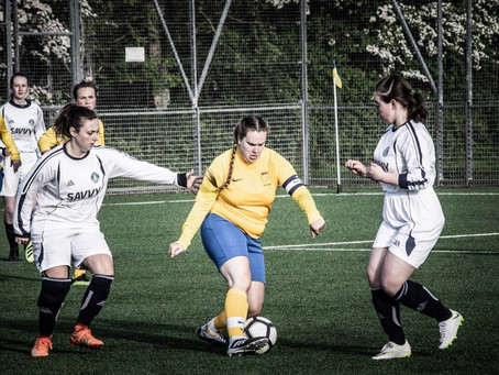 Clinical Rubies See Off Lionesses!