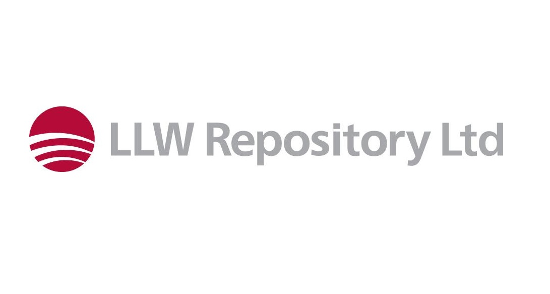 LLWR Logo words and circle