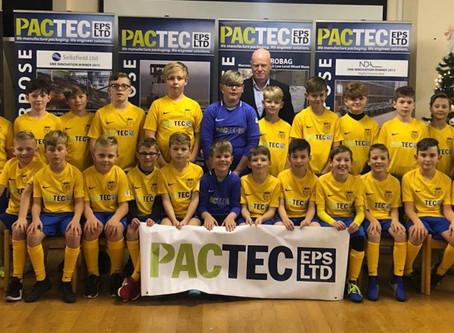 PECTEC EPS LTD, new u11 sponsor