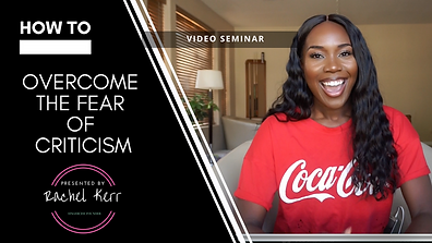 Online School Seminar_ Overcoming Fear