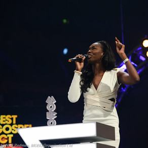 Rachel Makes History As First Female Gospel Artist to Win a MOBO