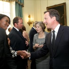 UK Prime Minister Invites Rachel Kerr to 10 Downing Street