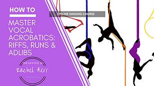 Online School Course_ Master Riffs, Runs