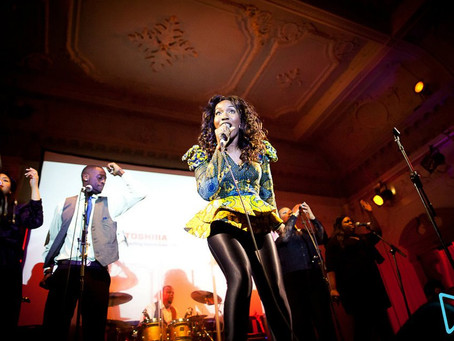 Rachel Kerr Sells Out Shepherd's Bush Hall with 1st EP Release 'Back To Music'