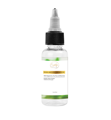 Renew Anti-Itch Growth Oil