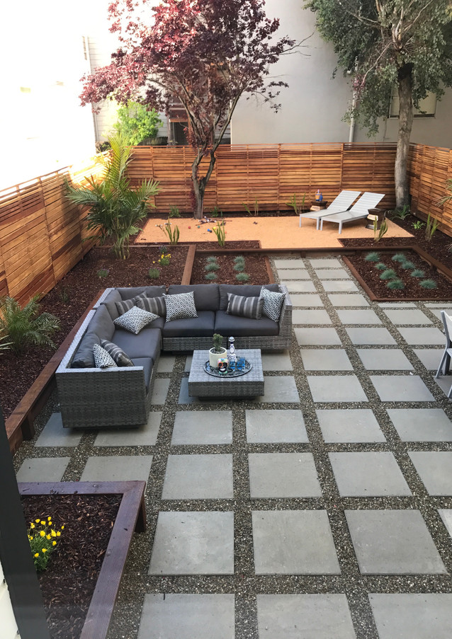 Backyard Patio 2
