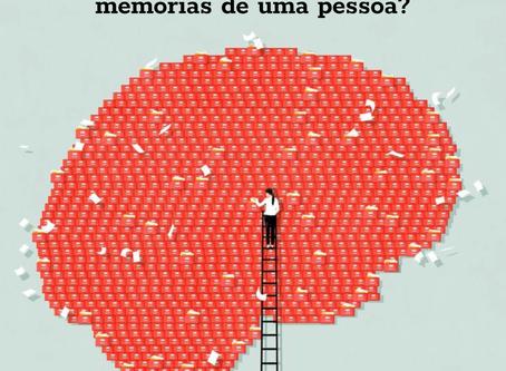 É possível modificar, inserir ou apagar memórias?