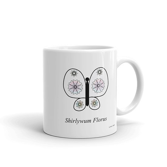 Datavizbutterfly - Shirlywum Florus - Mug