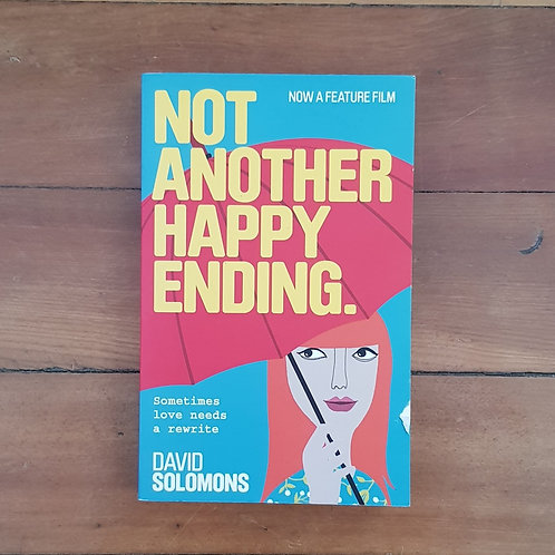 Not Another Happy Ending by David Solomons (soft cover, good condition)