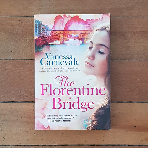 The Florentine Bridge by Vanessa Carnevale (soft cover, very good condition)
