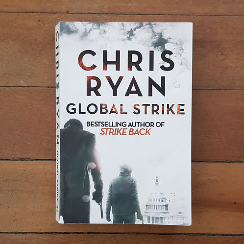 Global Strike (Strike Back #3) by Chris Ryan (soft cover, good condition)