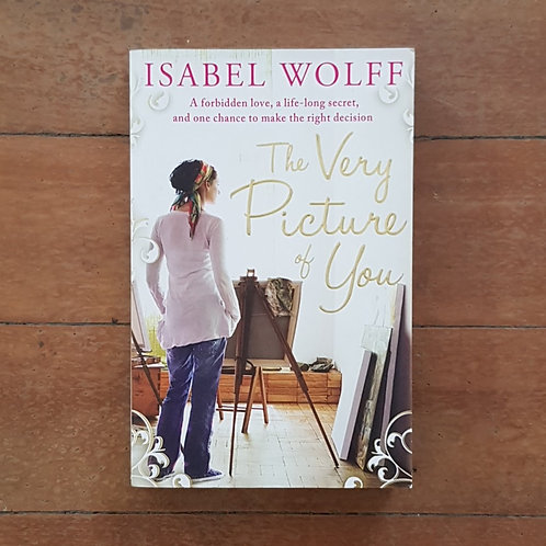 The Very Picture of You by Isobel Wolff (soft cover, good condition)