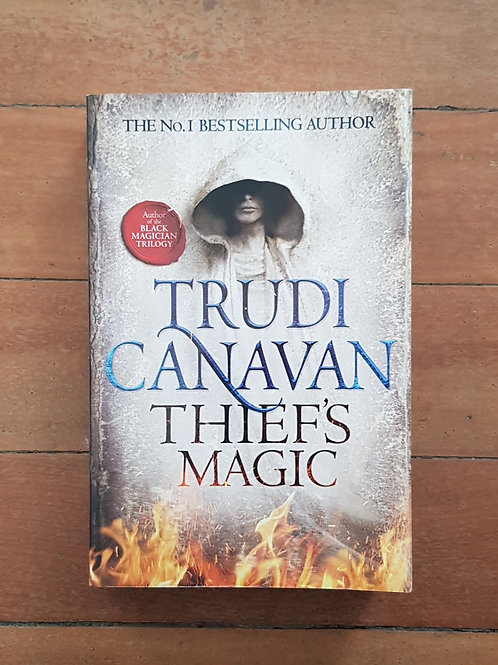 Thief's Magic by Trudi Canavan (soft cover, good condition)