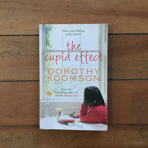 The Cupid Effect bu Dorothy Koonson (soft cover, good condition)