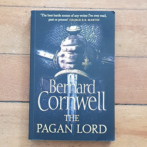 The Pagan Lord by Bernard Cornwell (soft cover, good condition)