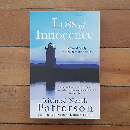 Loss of Innocence by Richard North Patterson (soft cover v.good condition)